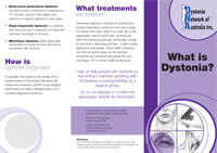 Brochure-What-is-Dystonia