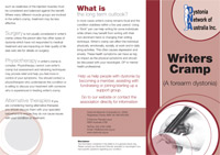 Brochure-Writers-Cramp
